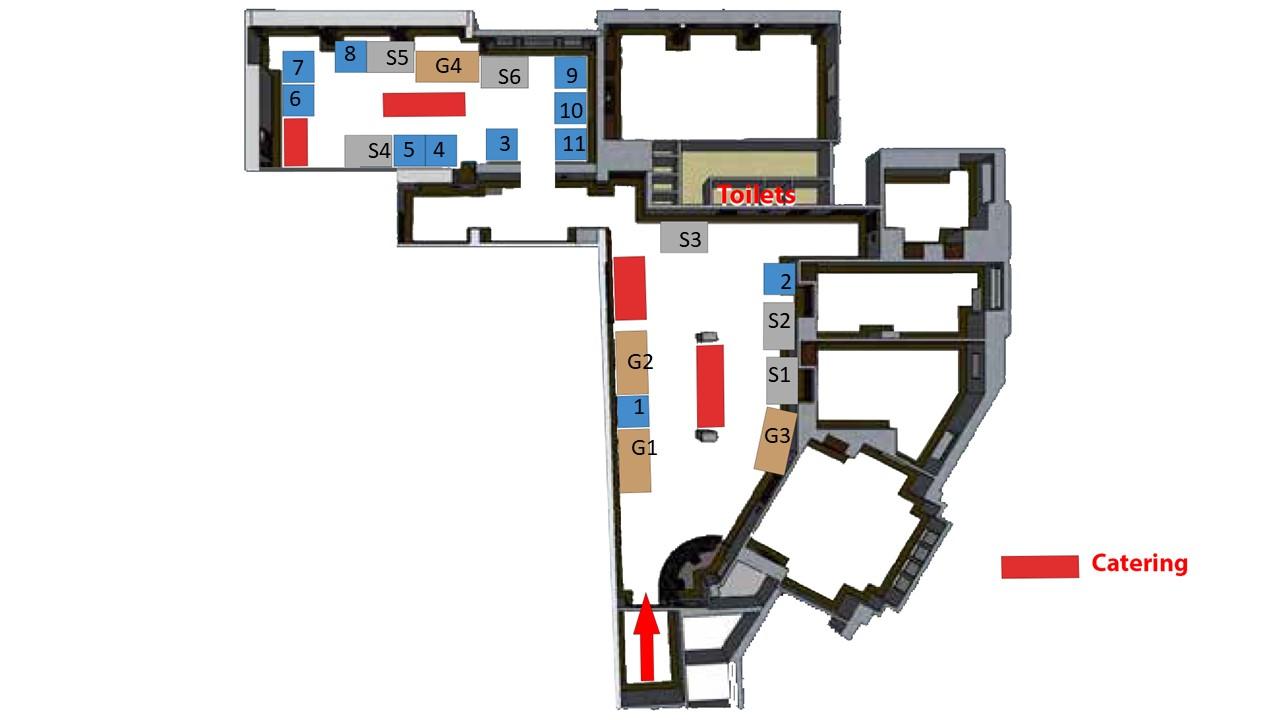 Brachial Plexus Subway Map.Bhg Nvvh Congress Upperlimb